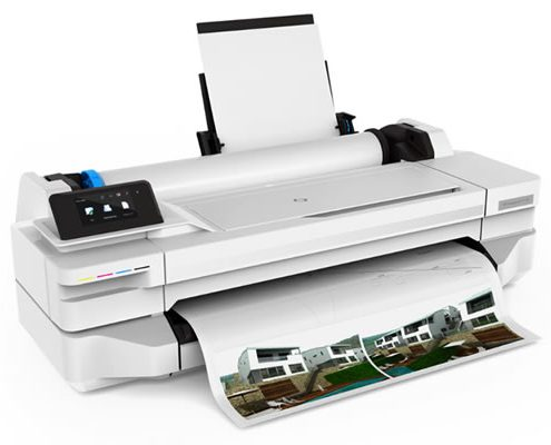 HP T100 GIS Printer